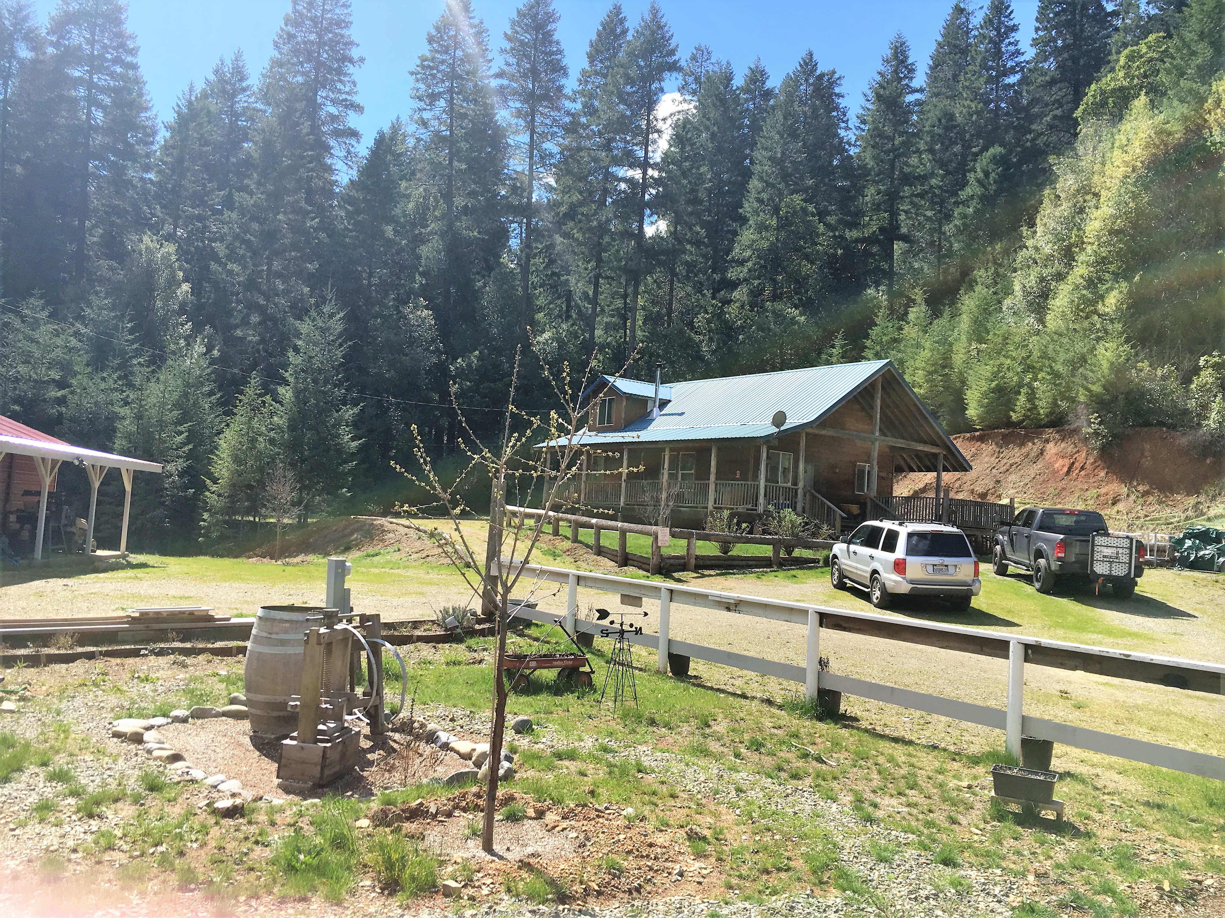 Cabins In Northern Ca